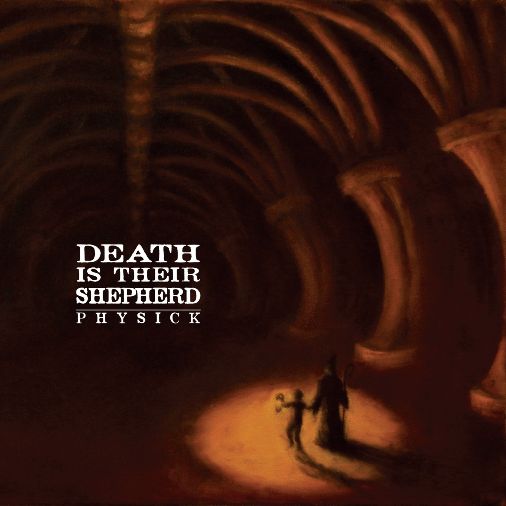 Death is Their Shepherd Digital Cover